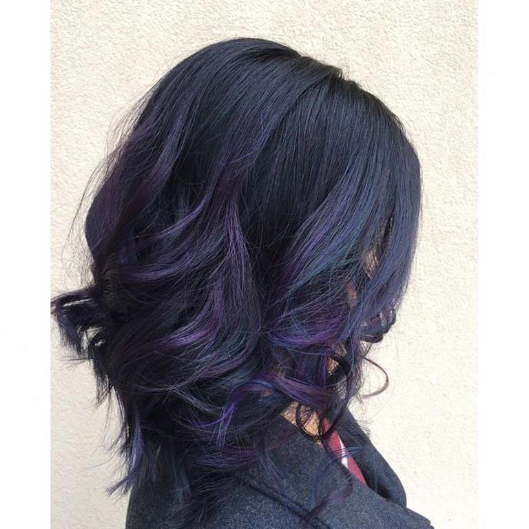 12 Gorgeous Hair Colours For Dark Hair That Don T Require Bleaching The Singapore Women S Weekly