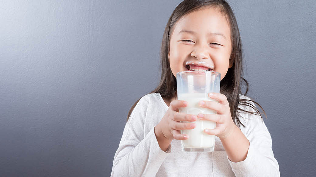 Boost Your Child's Calcium Intake