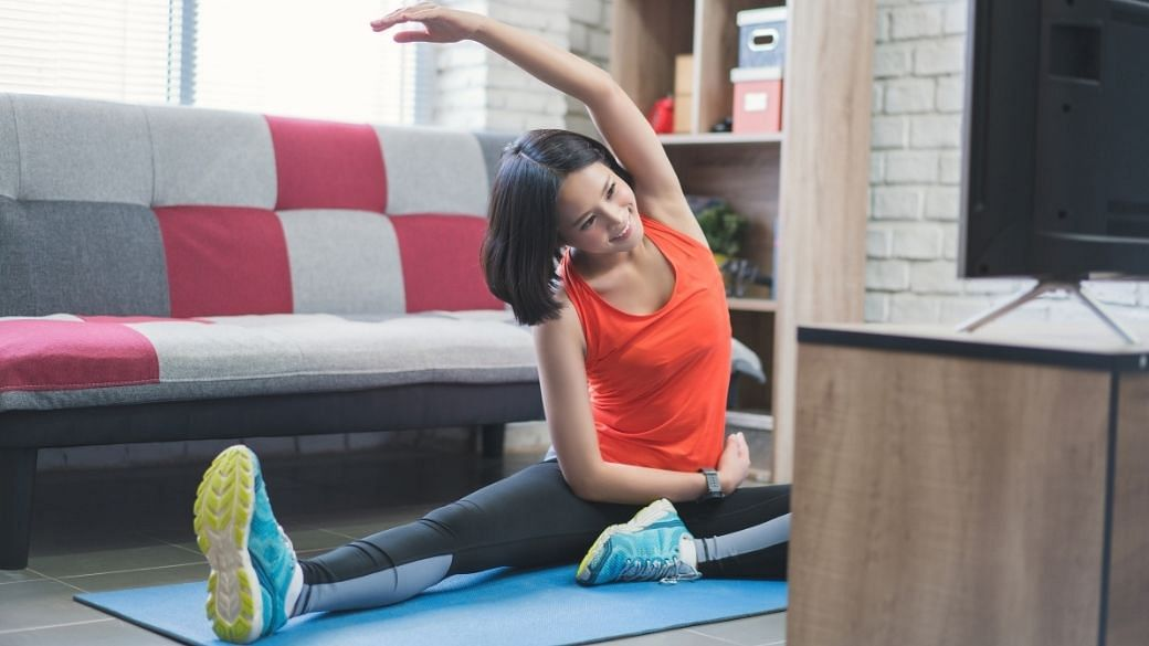 10 Ways You've Been Exercising Without Even Realising It