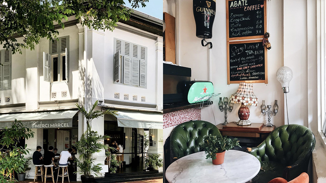 Cafes in Singapore that feel like you're overseas