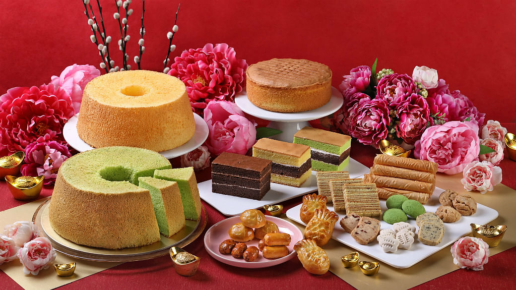 Delicious Baked Goodies For CNY So Huat You Better Order Them Now