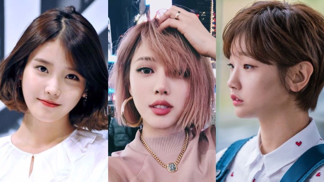 18 Asian Bob Hairstyles 10 Korean Celebs That Will Inspire You To Chop It All Off The Singapore Women S Weekly