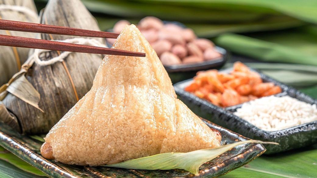 traditional bak changs rice dumpling