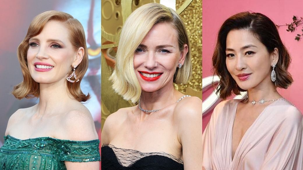 The Chic, Slimming Haircut Trend Celebs Are Loving In 2019
