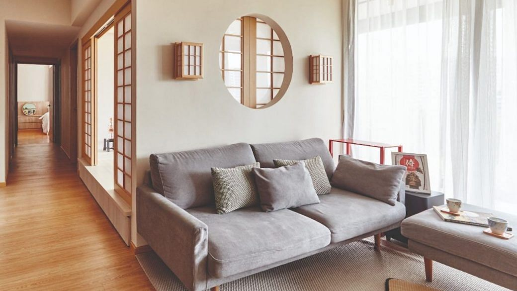 These Japanese-Style HDB Flats and Condos Are Total #ZenHomeGoals