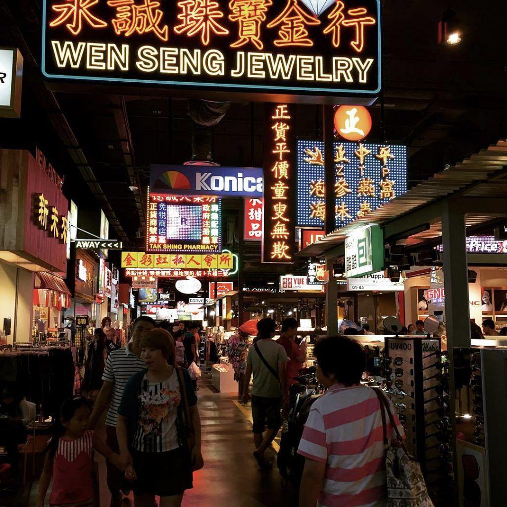 Places in Singapore taht feel like HK