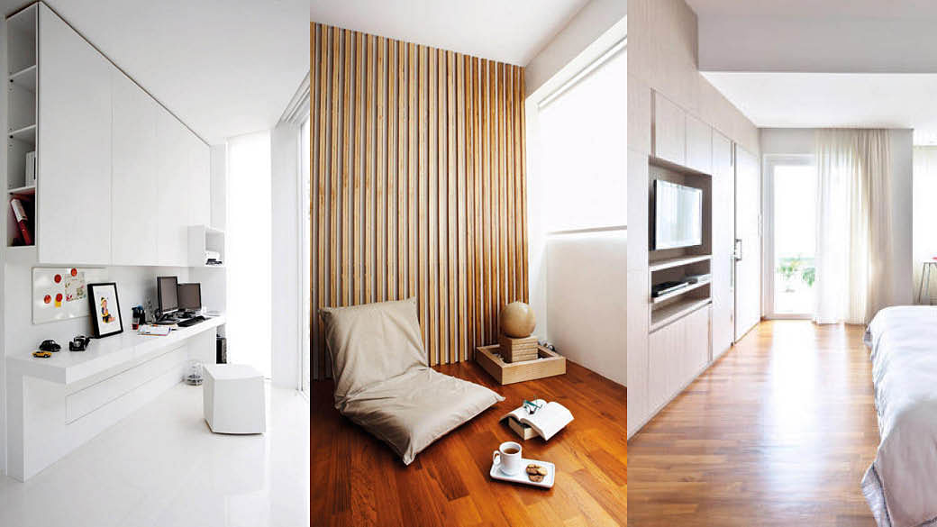 Easy Ways To Give Your HDB Or Condo A Minimalist Look