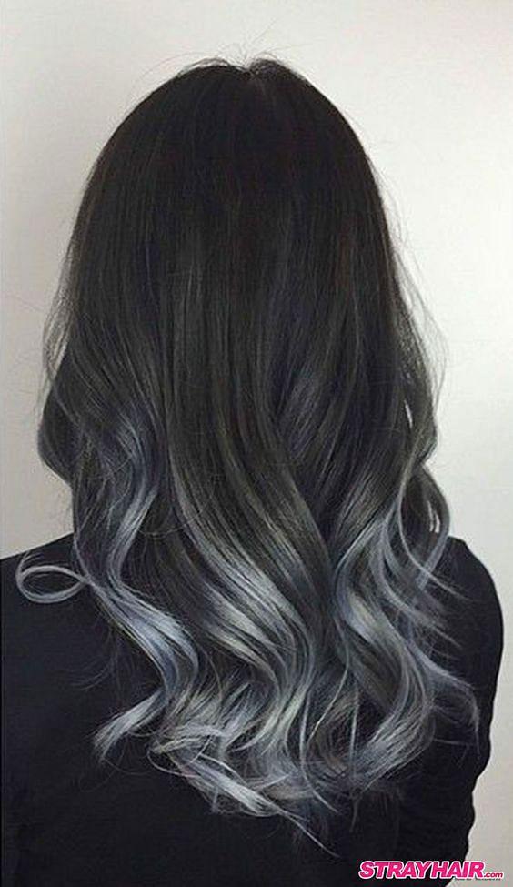 10 Hair Colouring Ideas To Brighten Up Dark Hair - The ...