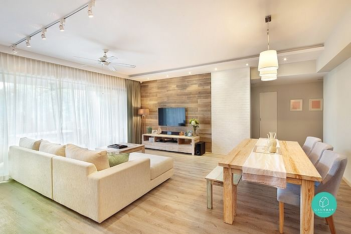 24 Scandinavian Style Hdb Flats And Condos To Inspire You The