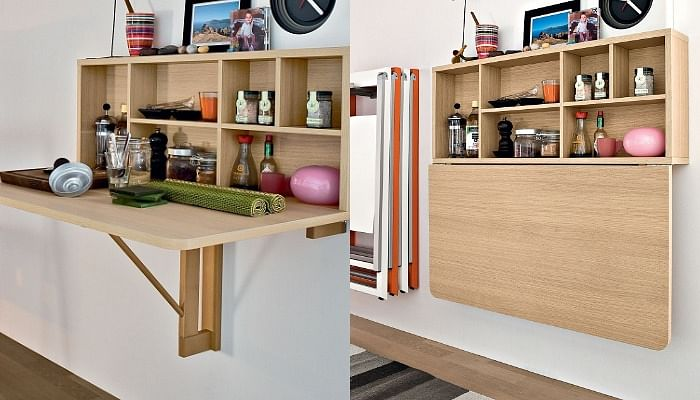10 Genius Space Saving Furniture Pieces Perfect For Small Hdbs And Condos The Singapore Women S Weekly