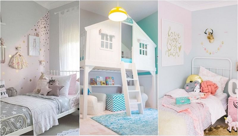 10 Adorable Bedroom Ideas For Your Little Girl The Singapore