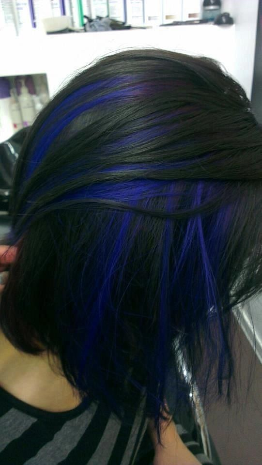 30 Coloured Hair That Won T Break The Office Dress Code The Singapore Women S Weekly