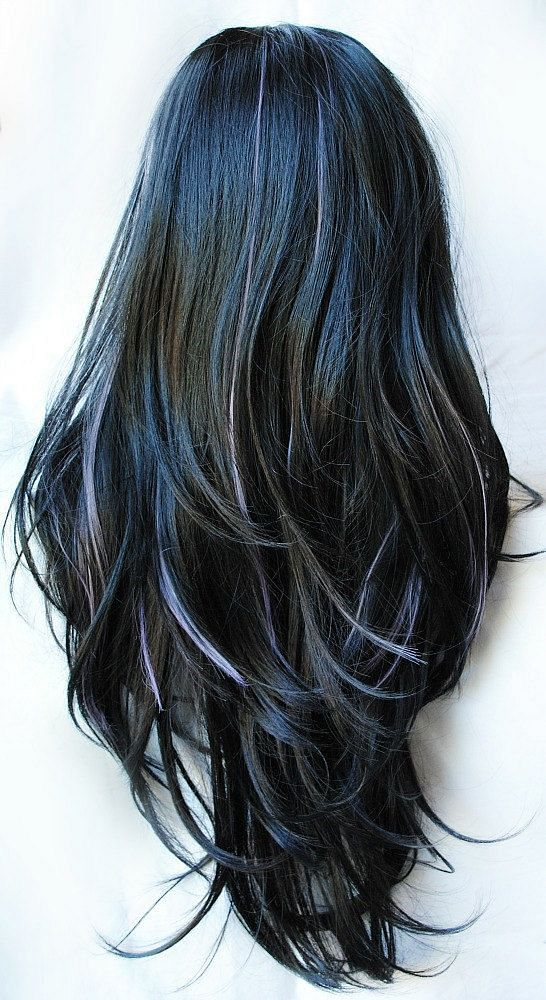 Image result for NEAR black COLOURED hairstyles