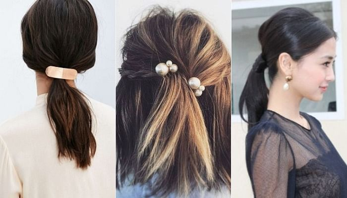 15 Easy Chic Hairstyles To Impress Your Relatives This Chinese New Year The Singapore Women S Weekly