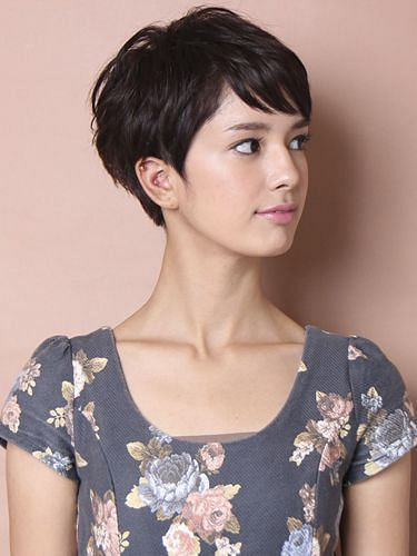 15 Short Hairstyles Perfect For Asian Women To Beat The Heat With The Singapore Women S Weekly