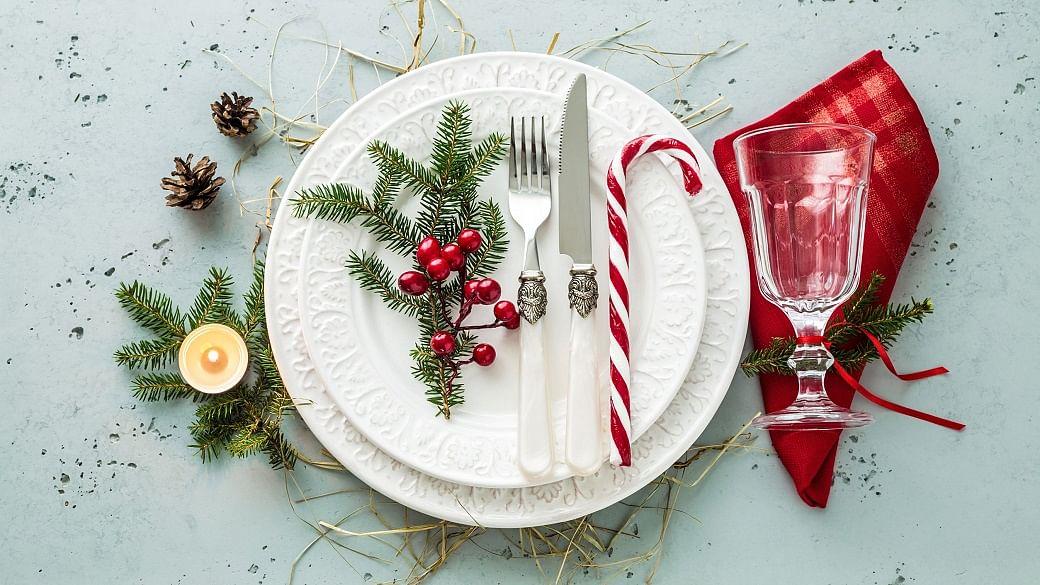20 Festive Set Menus For A Fancy Christmas Meal