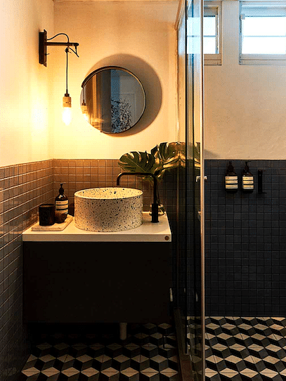 Beautiful Design Ideas For Small Bathrooms As Seen In Local Homes The Singapore Women S Weekly