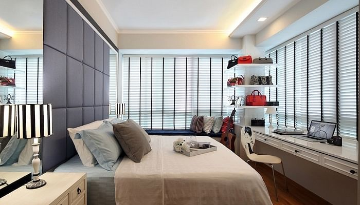 11 Clever And Chic Bay Window Design Ideas To Maximise Space The Singapore Women S Weekly