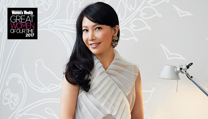 This Advertising Executive Turned Fashion Designer Wants To Make You Feel Sexy The Singapore Women S Weekly