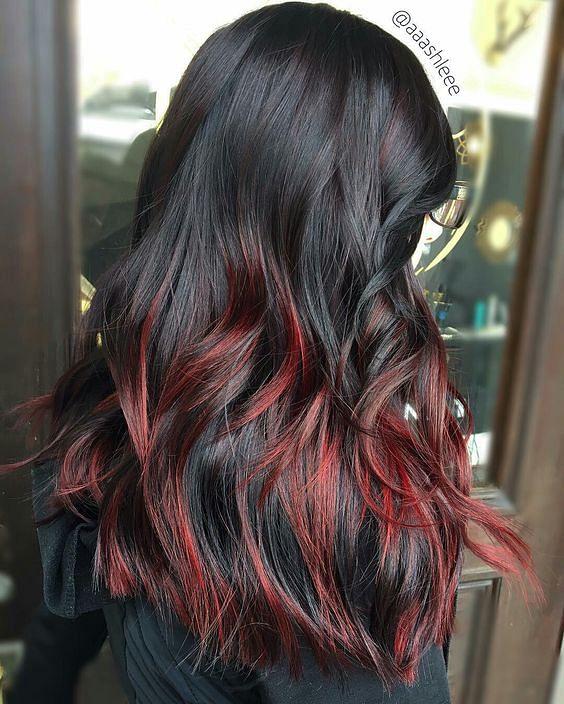 30+ Coloured Hair That Won\'t Break The Office Dress Code ...