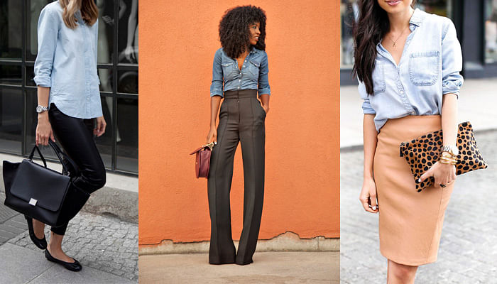 Do Smart-Casual Right For The Office