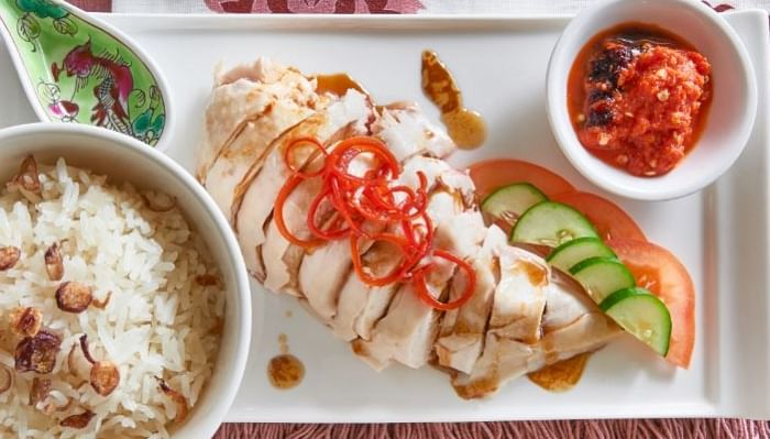 Hainanese Chicken Rice Recipe The Singapore Women S Weekly