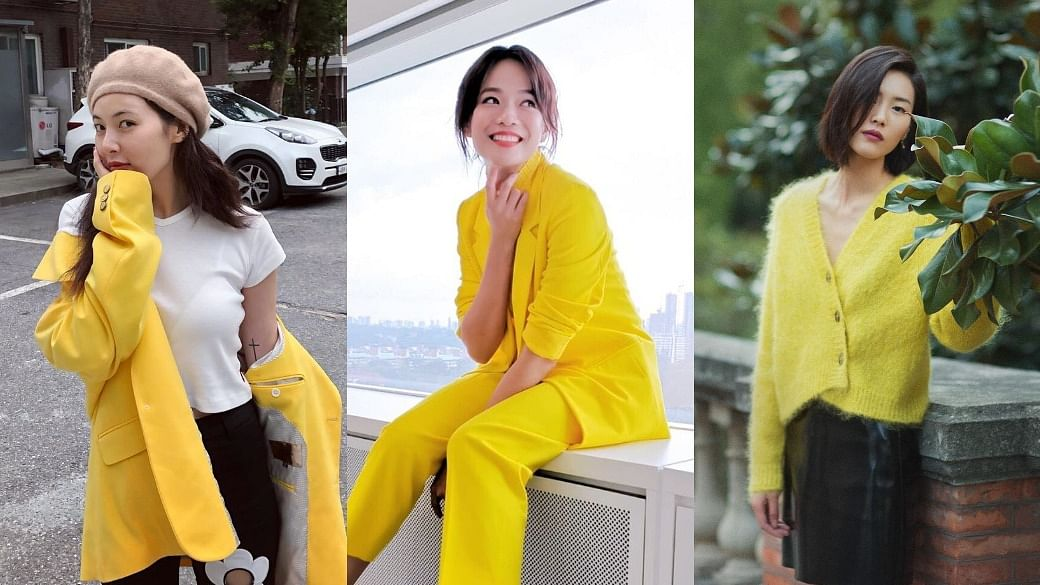 Perk Up In Yellow Jackets Like Celebs Felicia Chin, Liu Wen & Hyuna (2)