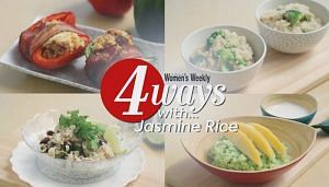 4 Ways With Jasmine Rice