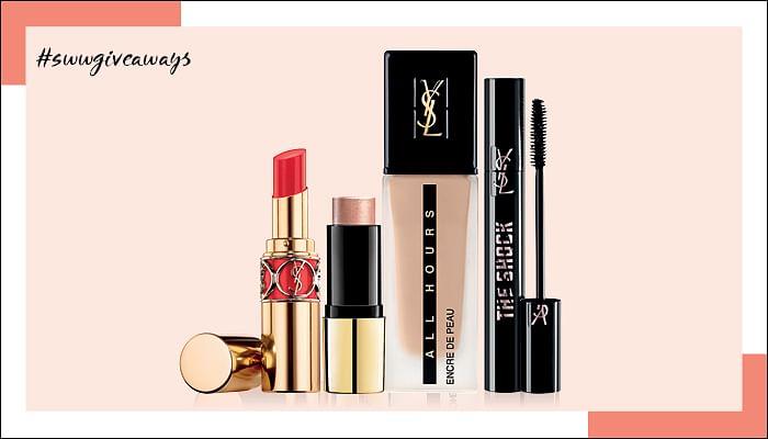 Closed Win Ysl Makeup Hampers Worth