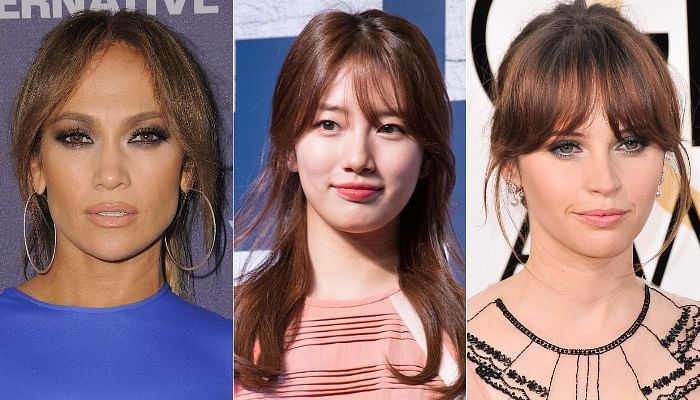 Could This Chic Hair Trend Be The Secret To A Slimmer Looking Face The Singapore Women S Weekly