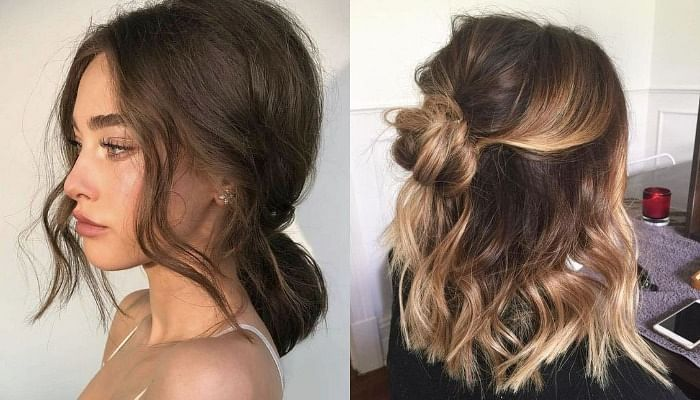 18 Easy and Chic Ways To Style Medium-Length Hair