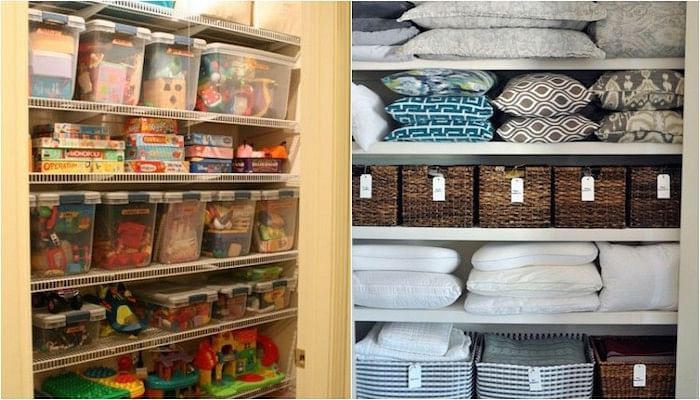7 Smart Organising Tips For A Messy Storeroom The Singapore Women S Weekly