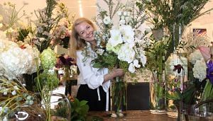 How To Create a Tall Floral Centrepiece That Will Wow Your Guests