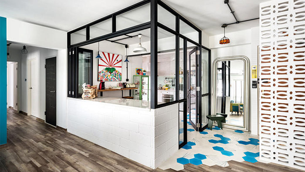 15 Brilliant Ways To Refresh A Small Hdb Kitchen The Singapore Women S Weekly