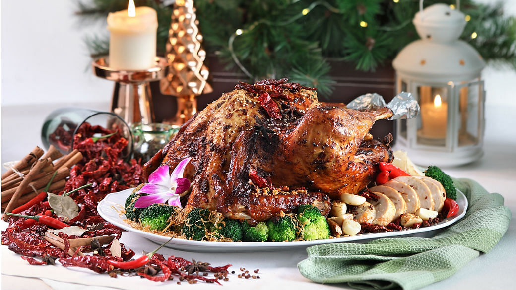 4 Delicious Asian Turkeys For A Unique Christmas Feast