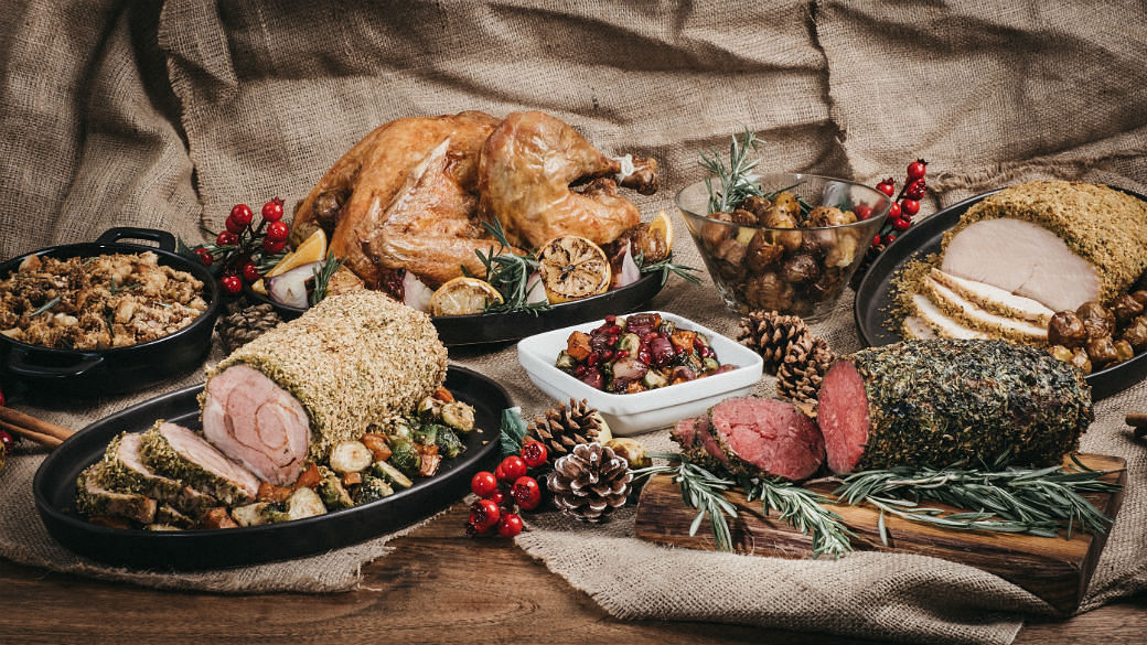 8 Festive Takeaways To Save You Some Time This Christmas