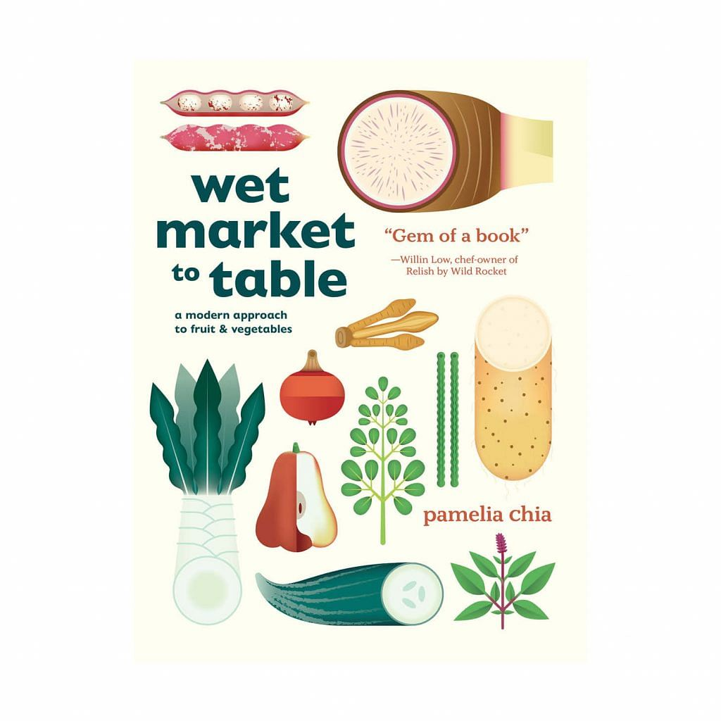 Wet Market To Table by Pamelia Chia