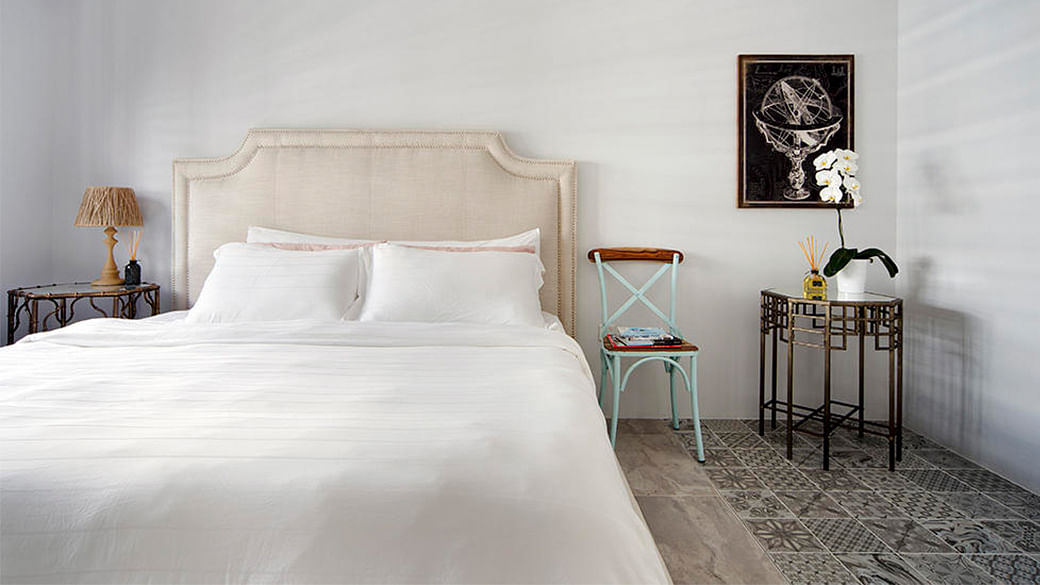 The One Colour Combo For A Relaxing Master Bedroom