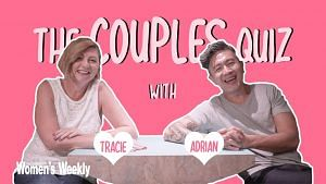 The Couples Quiz With Adrian And Tracie Pang