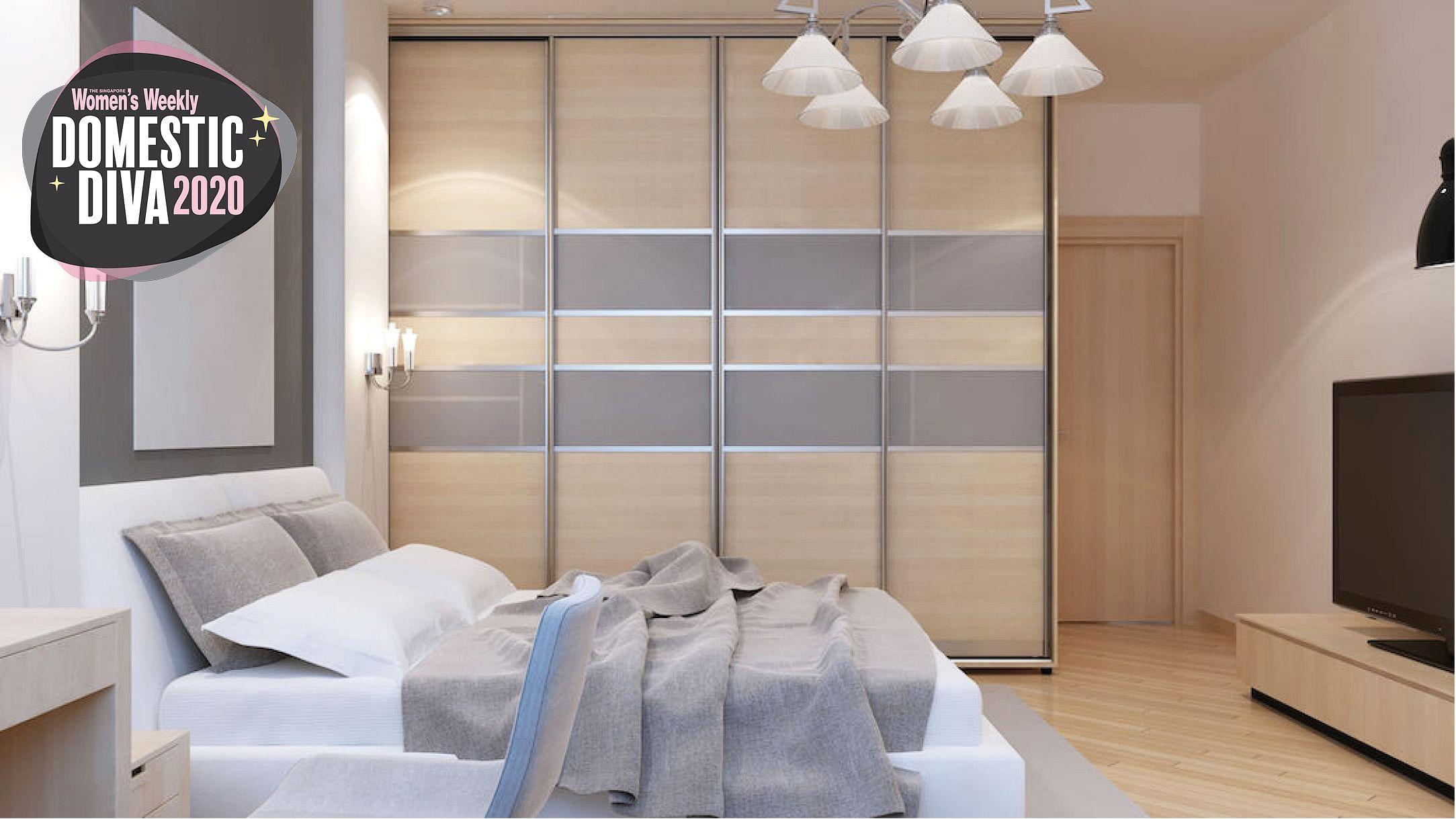 11 Space-Saving Wardrobe Design Ideas For A Small HDB Or Condo