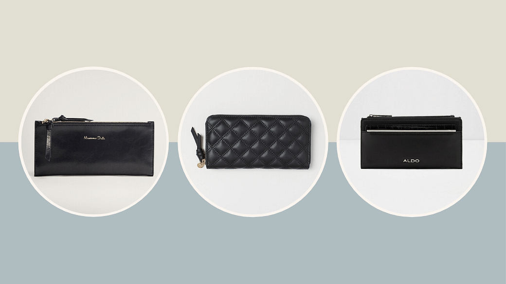 Stay Organised With These Sleek & Stylish Black Wallets Under $100