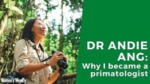 Dr Andie Ang: Why I Became A Primatologist