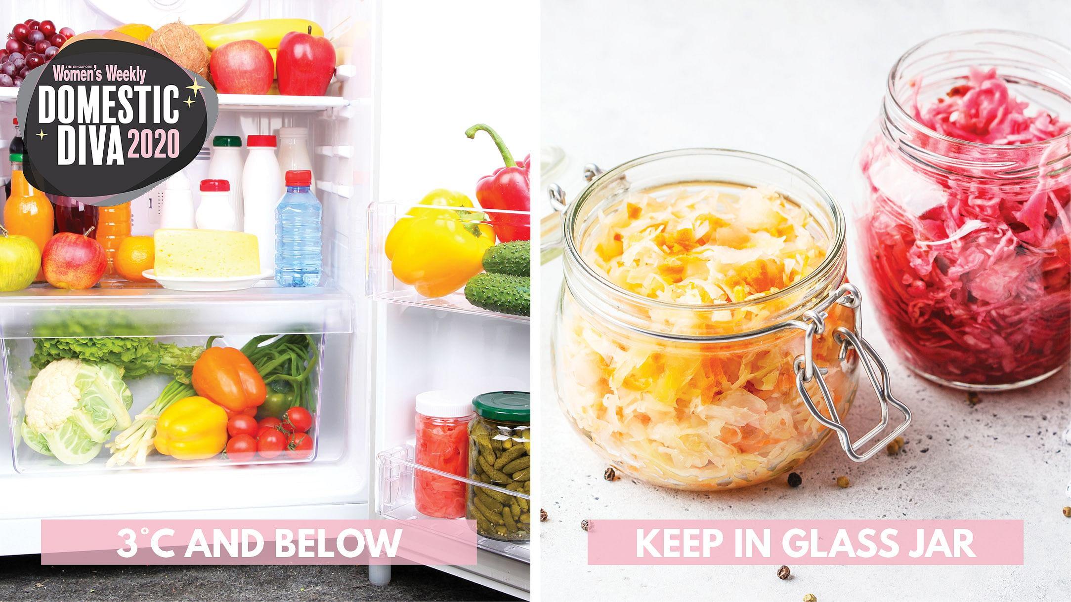 Groceries food Storage Tips_DomesticDiva