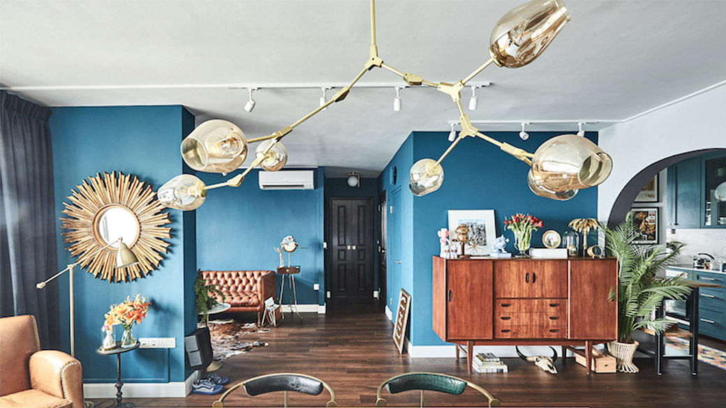 These Bold And Eclectic Homes In Singapore Don't Just Look Amazing, They'll Inspire You Too_Featured