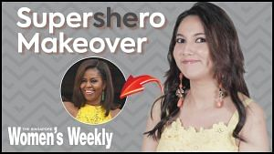 We Transformed Our Features Editor Natalya Into Michelle Obama | Super...