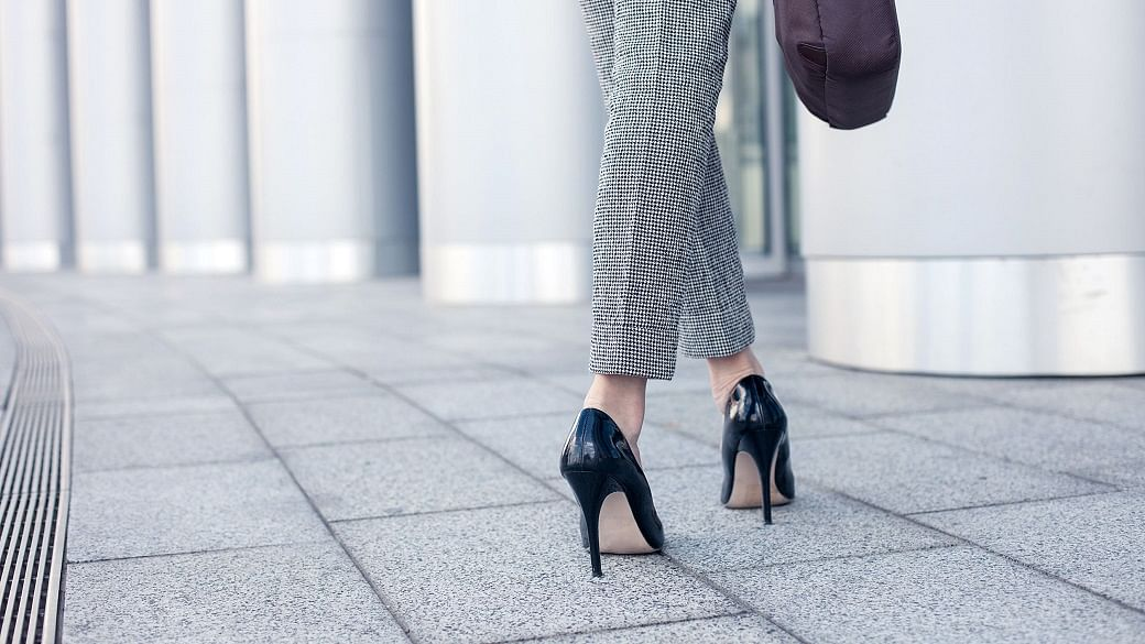 Your Guide To Buying Work-Friendly Heels That Won't Hurt Your Feet