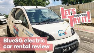 Is Renting An Electric Car In Singapore Worth The Hype? We Try It Out
