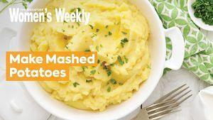 How To Make Mashed Potatoes