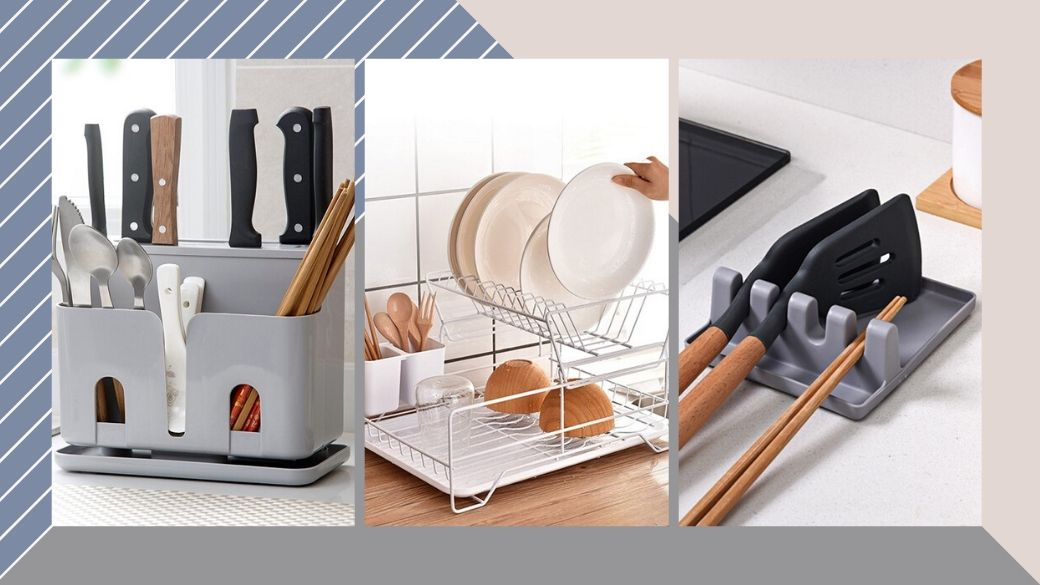 Organising Tools To Keep A Small Kitchen Neat And Tidy