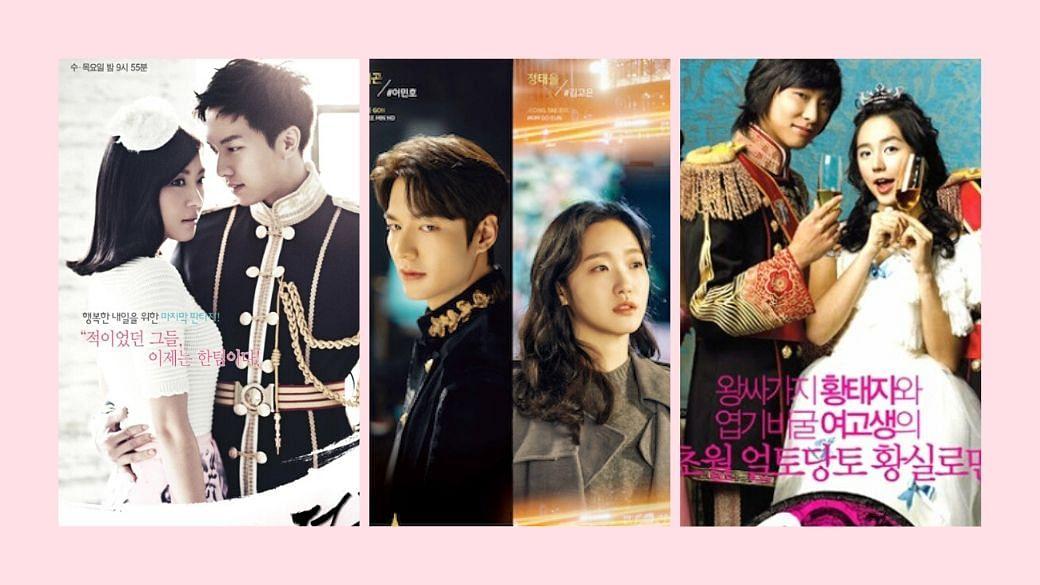 modern royal korean dramas